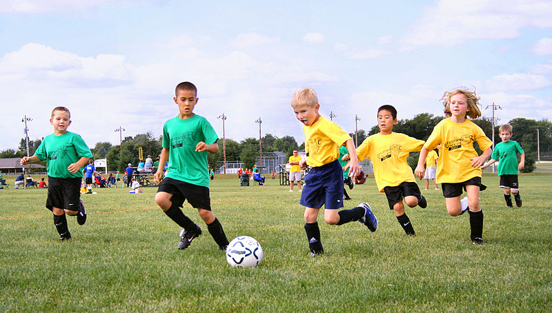 The Advantages Kids Manage Playing Athlete Sports