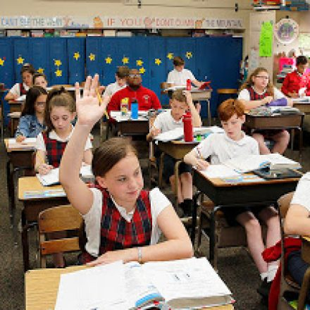 Advantages Of A Catholic School Education