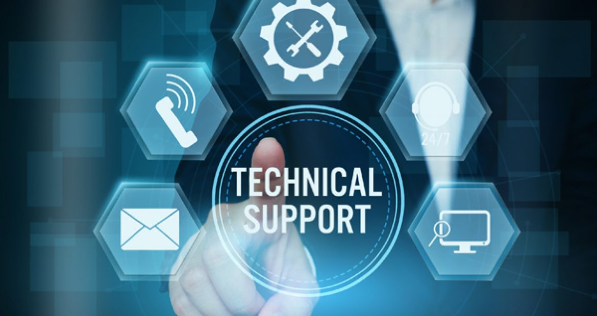 Specialists Provide Tech Support to Diagnose Computer Issues