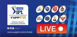 Ways to watch Vivo IPL 2021 Live streaming through YuppTV