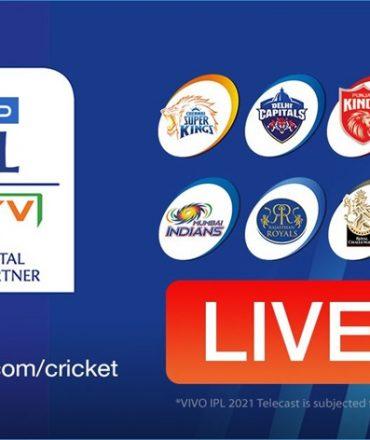 Ways to watch Vivo IPL 2021 Live streaming through YuppTV