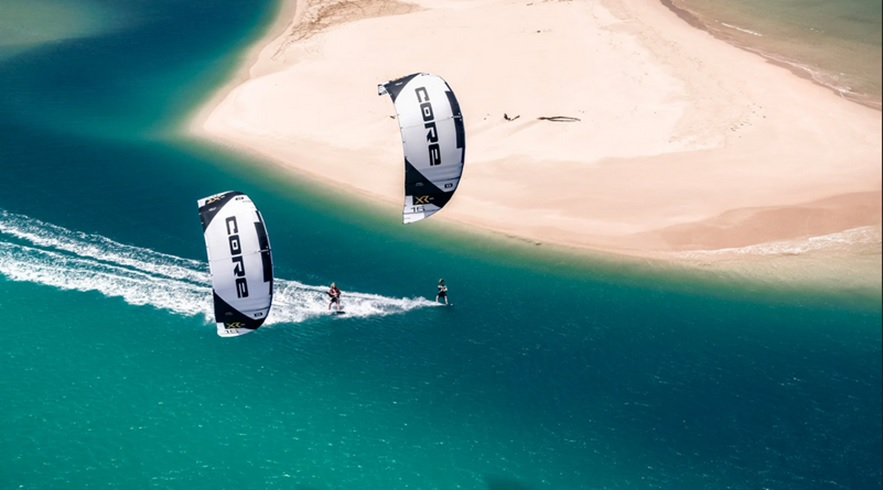 All About The New Core XR7 Kiteboarding Kite